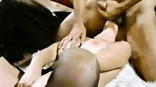 Group Sex, Milfs, Hairy, Interracial, Vintage