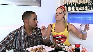 Alexis Texas With Bubbly Ass Fucks A Lot Before Horny Man Gets Enough In Interracial Action