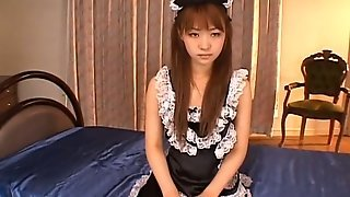 Japanese Maid Dp