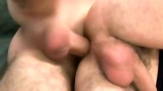 Amateur Fucker Is Experiencing His First Anal Bang
