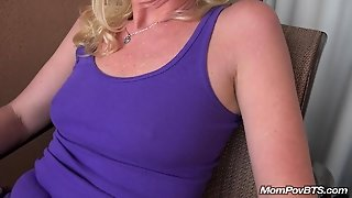 Mompovbts Com, Mom, Hd, Natural Boobs, Blonde, Fingering, Point Of View, Big Ass, Milf, Blow Job, Cougar