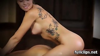 Zoey Monroe Marcus London - Oops I Spilled