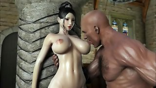 3D Toon Sex Game