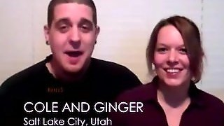 Cole And Ginger On Swing Playboy.tv