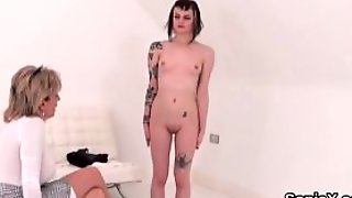 Unfaithful British Mature Lady Sonia Exposes Her Huge T