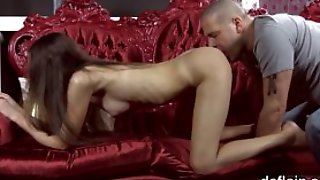 Lovely Teen Gapes Juicy Cunt And Gets Deflorated