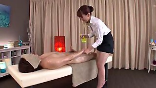 Hot Japanese Massage