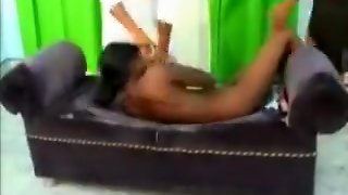 Indian Aunty Tickling
