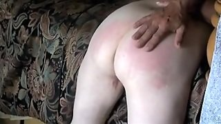 Amateur, Wife, Spanking, Straight