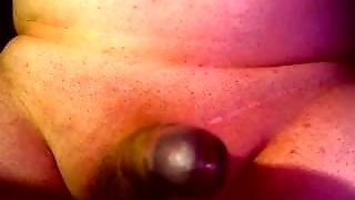 Wanking While Sniffing Poppers
