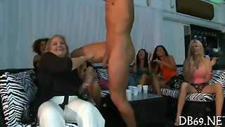 Strippers Awesome Male Rods