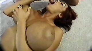 Extremely Busty Slut From Cuba Sucks My Cock And Takes A Shot Of Cum