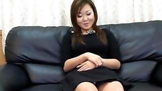 Happy Japanese Slut Having Fun