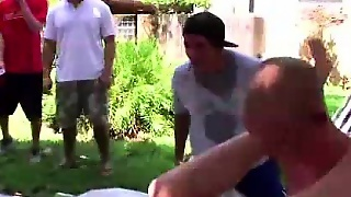 Anal Fucking Outdoors For Straight Teens In Gay Fraternity