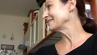 Facial, Mature, Squirting, Wife, Couple, Straight