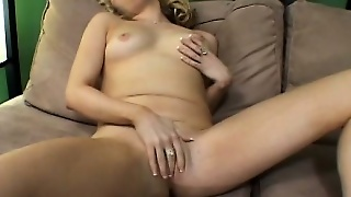 Blonde, Solo, Masturbation, Pornstar, Teen