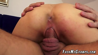 Small Tit Fuckd By Old Cock