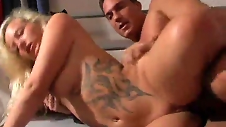 German Slut Cuckolds Boyfriend