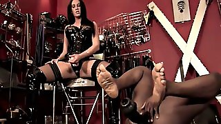 Mistress Trains Her Slave