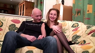 French Teens Anal Fist Casting