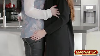 Natural German Redhead Teen Squirting