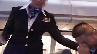 Fuck Tube American Stewardess Handjob - Part 3
