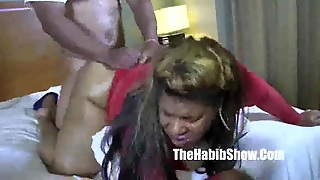 Bbw Ms Thicke Redwaters Gangbanged By Dshot And Hennessy