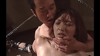 Chocolate And Milk Play With Japanese Sub Slut