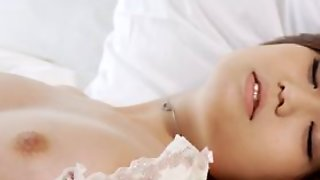 Dildo And Large Cock Penetration
