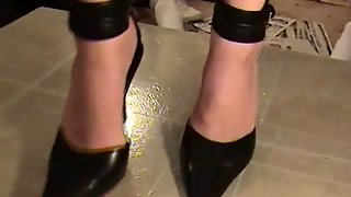 Chinese Shoejob 01