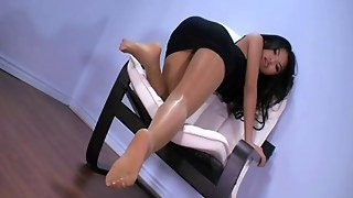 Foot Tease From Cindy Starfall