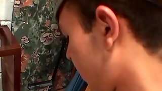 Latino Twink Gets Cum In Mouth After Hardcore Anal Fucking