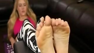 Sporty Fucking Feet