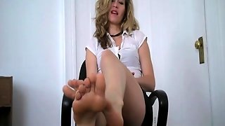 Foot Fetish Palooza By Abby