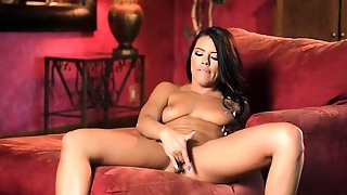 Romantic Solo Fingering Pussy Play By Young Adriana Chechik