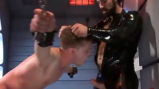 Whip, Fetish, Flogging, Musclehunks, Muscle Fetish, Bondage Submission, Blowjob Huge Cock, Blowjob Bondage