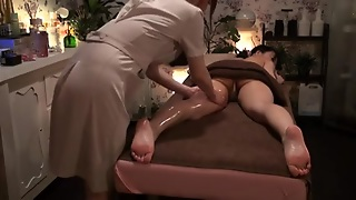 Japanese Lesbians (For The Massage Lovers)