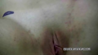 Brunette Bri Is Playing With Busty Coed Mias Sweet Pussy