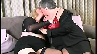 Granny Is The Most Experienced!
