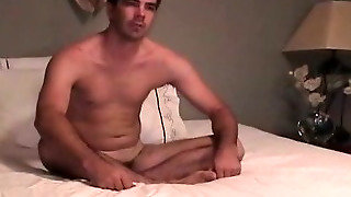 Gorgeous Gay Gives Blowjob And Gets Ass Fucked