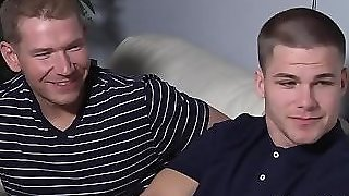Romantic Gay Sex And Blowjob