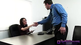 Mr. Pete Ravages Woman In Office