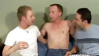 Two Uninhibited Twinks Sharing Gay Adam S Impossible Cock