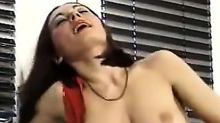 Mistress Pissing All Over Her Slaves Face