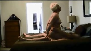 Blonde Milf On Real Hiddencam