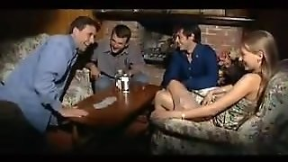 Drunk Wife Cheating With Husband's Friends