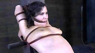 Nasty Whore In Extreme Bdsm And Extreme Fetish