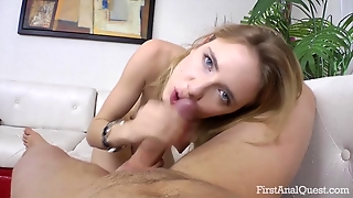Charming Chick Isabel Fucked In Anal