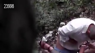Asian Dad In The Forest 3