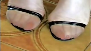 Sex Video Long Toes In Stockings!!!!